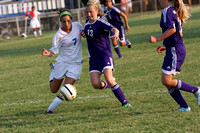 JVA Girls Soccer v Bellbrook