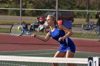 girls tennis v centerville